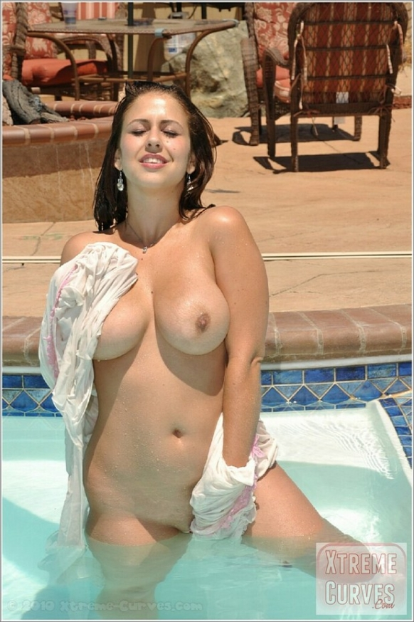 from Clark naked italian girls in pools