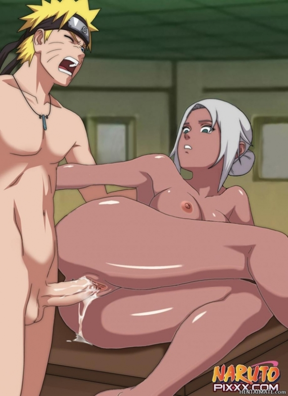 Naruto big boobs pixxx