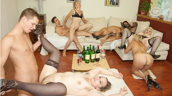 Mother sex party, dick cheney videos