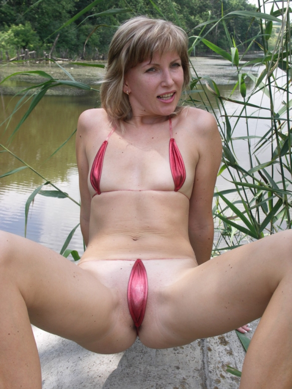 from Shaun older women with nude camel toe