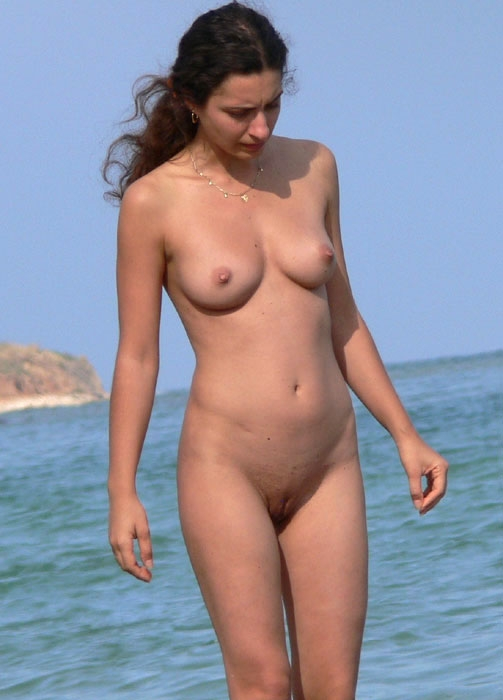 Hot porn on the beach