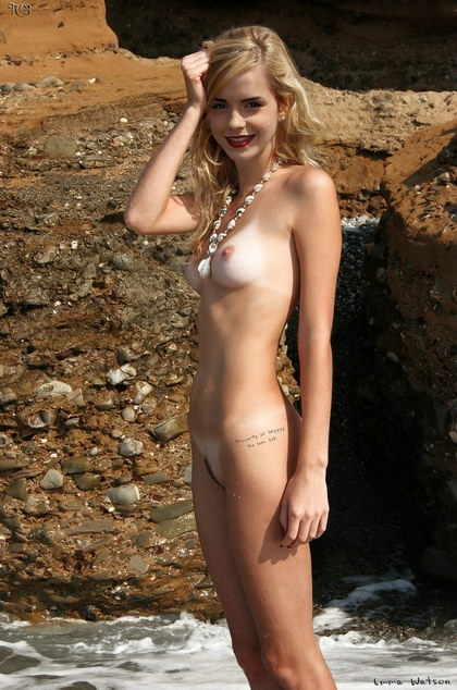 Small Tits - Emma Watson Nude - Emma Watson Nudist Fantasy - Zmut is ...