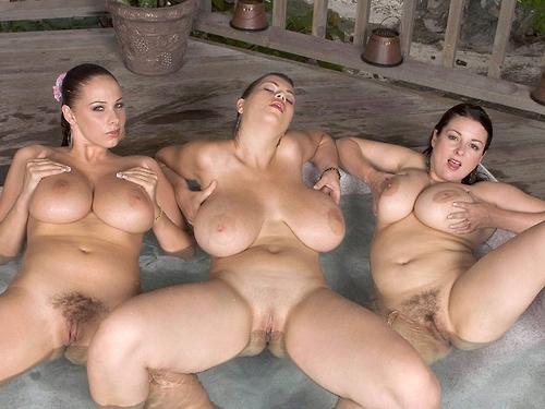 Alison amp gianna compare their boobs 2