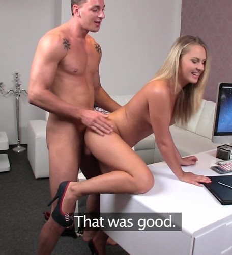 Молодая азиатка порно кастинг фото
