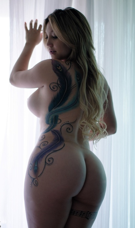 Opinion Hot nude girls with ass tattoos