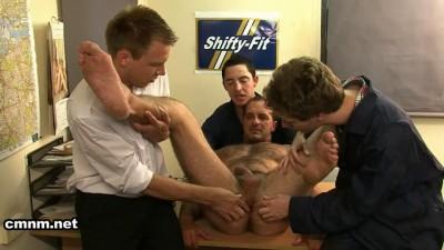 david cresswell mechanic spanking videos - Xl