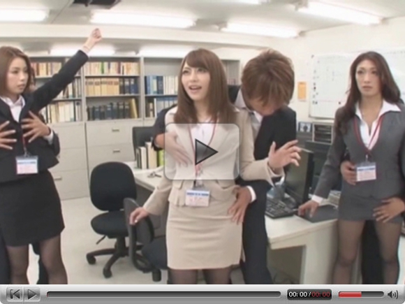 Anal Teens - Time Stop on Secretary in Office 3of4