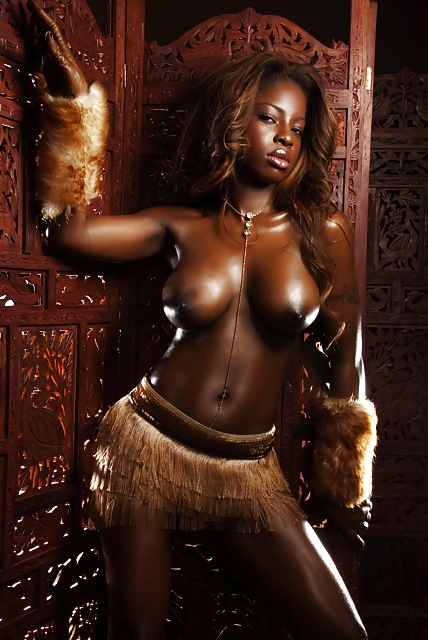 Nubian ebony fuck African beauty